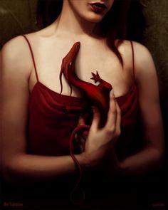 Her Valentine by Ian Field-Richards