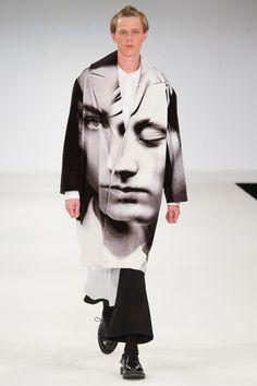 Rachel Siggee // Nottingham Trent University Autumn/Winter 2015 Ready-To-Wear Collection | British Vogue