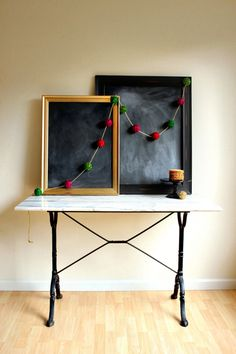 Easy Ball Garland | minted.com/julep