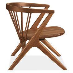 Soren Lounge Chair - Chairs - Living - Room