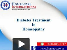 Diabetes is commonly referred to as diabetes mellitus. It influences the blood glucose levels to rise higher than normal. It is classified into three types such as Type1, Type2 and gestational diabetes. To avoid diabetes Homeopathy is perfect solution at Homeocare International. Homeopathic remedies having the excess of healing power to strengthen the body immune system with zero side effects. So walk into Homeocare International and cure your health problems completely with zero side…