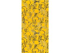 Groundworks HUTCH YELLOW GWP-3413.14 - Lee Jofa New - New York, NY, GWP-3413.14,Lee Jofa,Yellow,Yellow,Up The Bolt,Hunt Slonem, Hunt Slonem Designs,USA,Wallcovering,Yes,Groundworks,No, N,HUTCH YELLOW