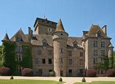 Château de Pesteil - Auvergne