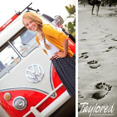 everyday athlete :: megan :: track and field :: health :: vw van :: beach