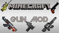 Best Minecraft Mod | Heuristick´s Gun Mod | Snipers, Shotguns ...