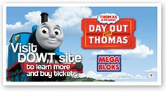 A Day Out With Thomas!!