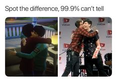 THERE ARE NO DIFFERENCE>>>Oh my god, use proper grammer!