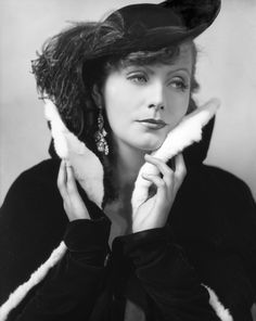 Photographers Gallery - Greta Garbo by George Hurrell