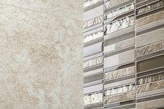 Combinations 2014: un monde de possibilités fait de mosaïques et céramique #Porcelanosa #AnticColonial #Venis #catalogue #porcelaintiles #mosaics