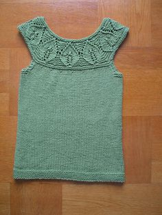 knitted girl top