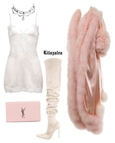 """BLOW"" by fashionoise ❤ liked on Polyvore featuring STELLA McCARTNEY, Gianvito Rossi and Yves Saint Laurent"