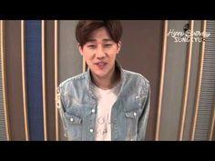 150428 INFINITE(인피니트)성규(Sungkyu) Birthday Greeting - YouTube