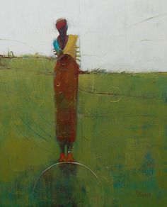 """Weight of Balance Full Circle; 2012; acrylic on canvas; 40"""" x 30"""" [CH 19]"""