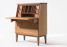 Secreter moderno de madera EMILY  sixay furniture