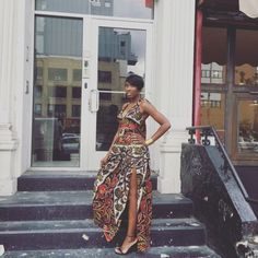 Fashion Bombshell of the Day: Naomi from Somerville