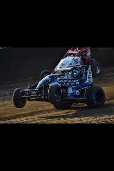 MtBakerVapor  LandonSimon Racing Dirttrack