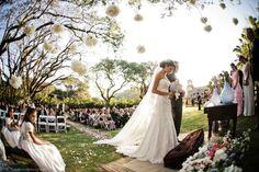 Casamento de Letícia e Nathan