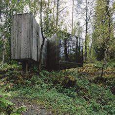 """Hypebeast: """"Unusual spots: Juvet Landscape Hotel, Norway."""" by..."""