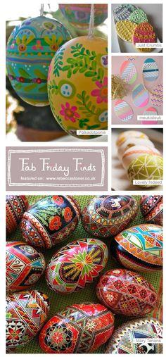 Fab Friday Finds - week 4 on Rebecca Stoner www.rebeccastoner.co.uk