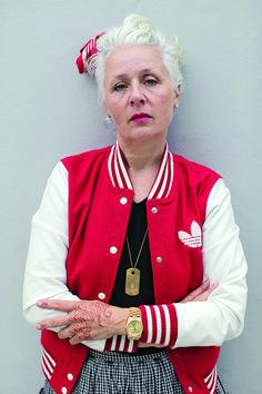 Sarah-Jane Adams, 60