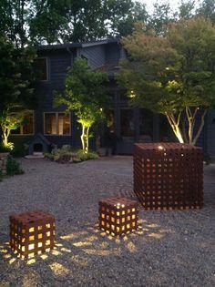 Sculpture Lighting by Jeff Allen