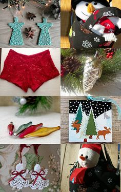 SALE!! Christmas in July! by Karen Anderson on Etsy--Pinned with TreasuryPin.com