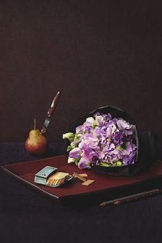 Silence.  Le Monde d'Hermès n°61  Photo:  Julia Hetta