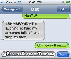 This is something I could see my dad making up. :)