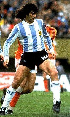 Kempes, Seleção Argentina