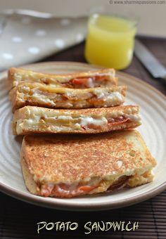 Ideas breakfast sandwich recipes onions for 2019 Best Breakfast Casserole, Breakfast Sandwich Recipes, Easy Sandwich Recipes, Breakfast Smoothie Recipes, Eat Breakfast, Snack Recipes, Cooking Recipes, Breakfast Tacos, Potato Sandwich
