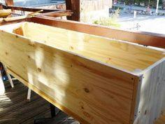 Fabriquer un banc coffre – DIY | Banquettes, Patios and DIY furniture