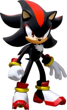 Shadow the Hedgehog from Sonic the Hedgehog 31 Cartoon Characters Who Are Extremely Attractive, And That's That Shadow The Hedgehog, Sonic The Hedgehog, Hedgehog Game, Silver The Hedgehog, Sonic Team, Sonic Heroes, Beyblade Characters, Cartoon Characters, Tarzan Disney
