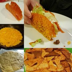 Made cheese taco shell and fat head nachos for dinner #fathead #cheeseshell #ketolife #eatclean #keto #ketosis #diet #lchf #lowcarb #ketogenicdiet #sugarfree #glutenfree #eatfatlosefat #healthyfood #weightlossjourney #healthyeating #food# - Inspirational and Motivational Ketogenic Diet Pins - Eat Keto Get Into Nutritional Ketosis - Discover LCHF to Prevent Diseases - Enjoy Low-Carb High-Fat Lifestyle For Better Health
