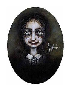 Eileen by Angelina Wrona
