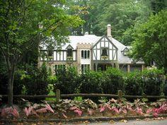 #house, #tudor house