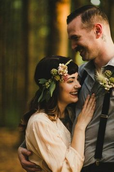 Artistic Wedding Inspiration from Westerville, Ohio | Photo by Addison Jones Photography