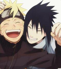 Sasuke and Naruto. Naruto Shippuden Sasuke, Naruto Kakashi, Sasunaru, Anime Naruto, Gaara, Naruto And Sasuke Kiss, Naruto Cute, Narusasu, Sakura And Sasuke
