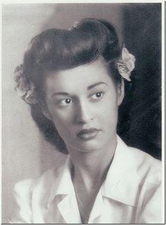 1940's beauty