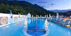 TERME MANZI HOTEL & SPA - ISCHIA, ITALY