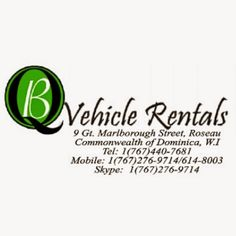 The Power Of 8: #Dominica QB Vehicle Rentals.