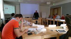 #Webforexecs seminar, magnificent @Esko Kilpi gives food for tought.