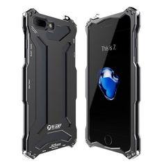 New Luxury Space Aluminium Super Thin Full Armor Case For Apple iPhone 7 / 7 Plus Phone