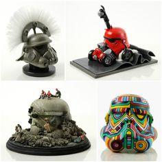 Personalized Stormtrooper Helmets
