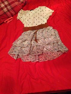 Got new dress