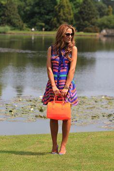 street style #dress #fashion