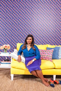 See more images from mindy kaling frames text messages (and now we do, too) on domino.com
