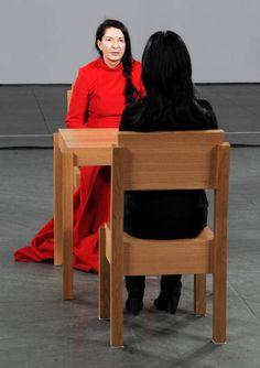 MoMA | Marina Abramovic: The Artist Is Present