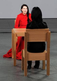 MoMA | Marina Abramovic: The Artist Is Present