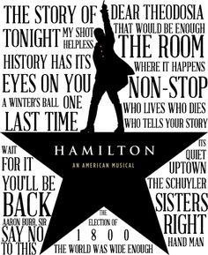 hamilton musical logo - Google Search