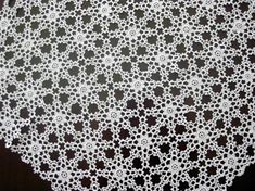 This Pin was discovered by Cey Thread Crochet, Filet Crochet, Crochet Motif, Crochet Doilies, Crochet Patterns, Crochet Round, Crochet Home, Diy Crochet, Crochet Machine